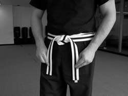 Belt Tying Lesson - Image 12